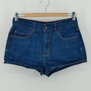 🔥3/$25 | A&F | denim shorts